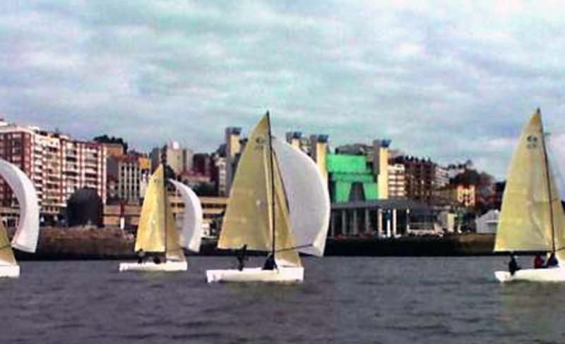 Santander, capital de la vela