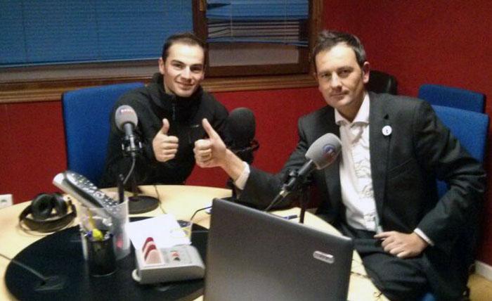 Entrevista al campeón Román Ramos en Abierto al Motor