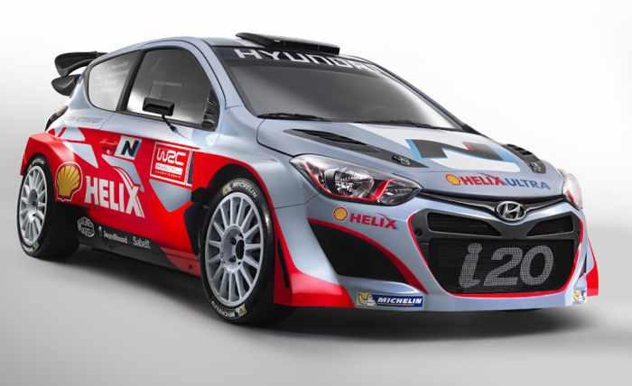 Dani Sordo se presenta con el equipo Hyundai