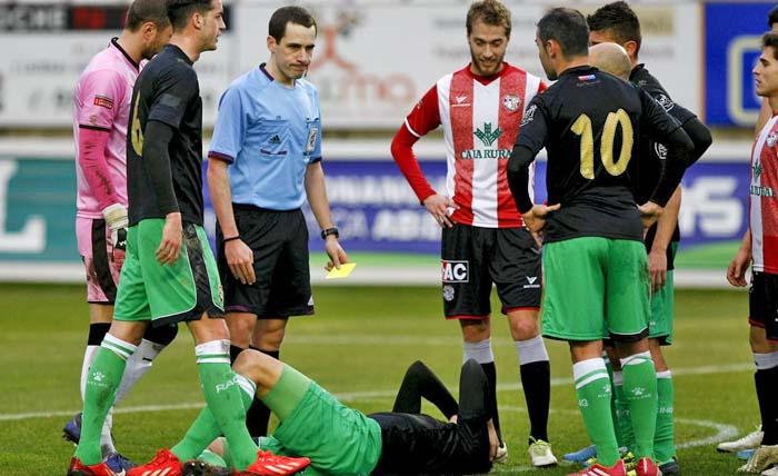 Derrota y lesionados en Zamora
