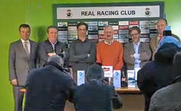 Nuevo Consejo de Administración en el Racing