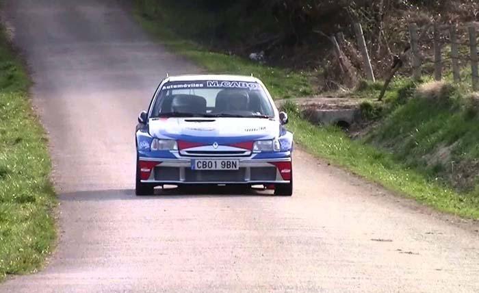 Jonathan Cabo se lleva la IX edición del rallysprint Arce-Camargo