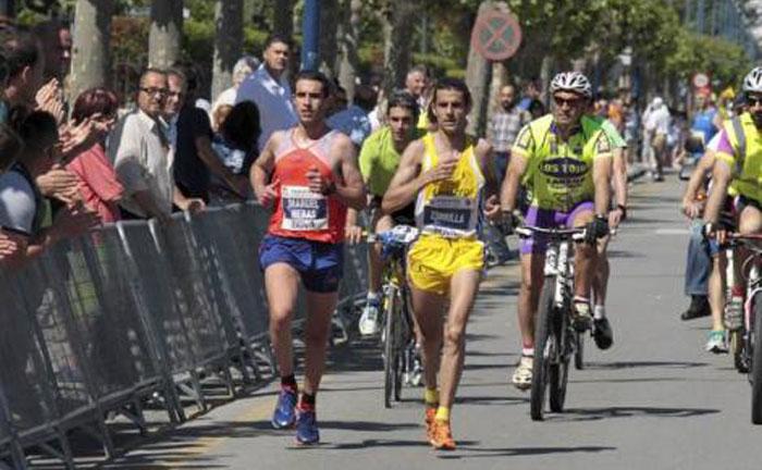 La maratón de Laredo, para el cántabro Manuel Heras