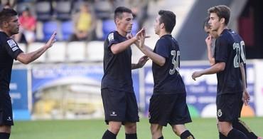 Borja San Emeterio y Samuel se juegan un puesto en el once