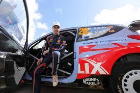 Dani Sordo renueva dos años más con Hyundai