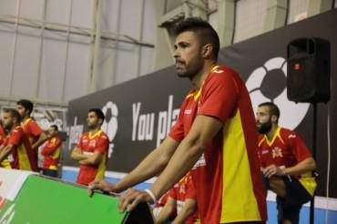Buen papel de la selección española en la Eurocup de Fútbol Seis