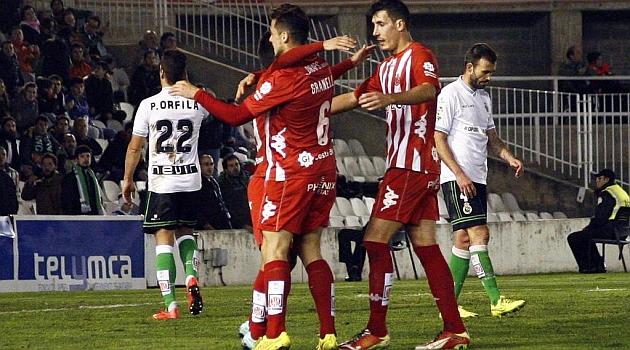 Derrota ante el Girona y vuelta a los puestos de descenso
