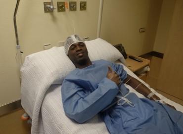 Seis meses de recuperación para Koné