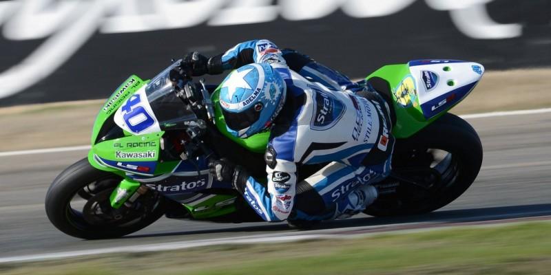Debut con puntos en Superbikes para Román Ramos