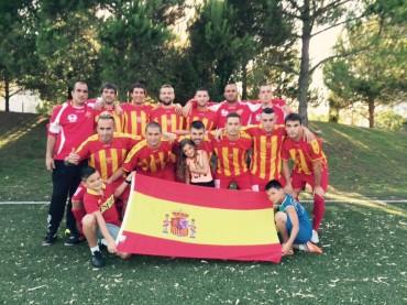 El Pub Duende cayó en la Iberian Challenge ante la selección portuguesa