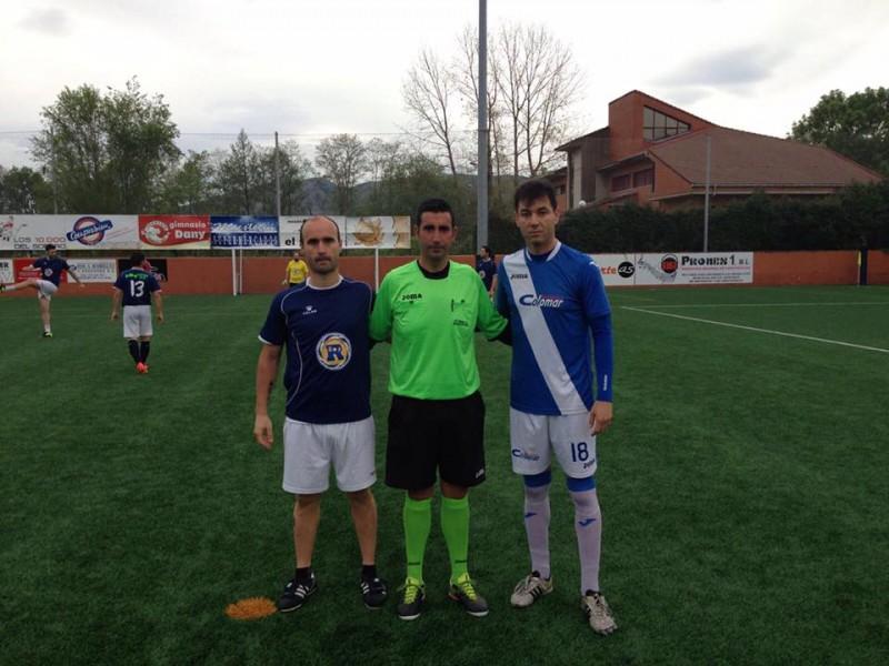 Argomilla elimina a Rayo Pas en la LigaRadio Marca Cantabria de Fútbol 7