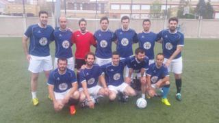 Los penaltis deciden los semifinalistas del fútbol 7