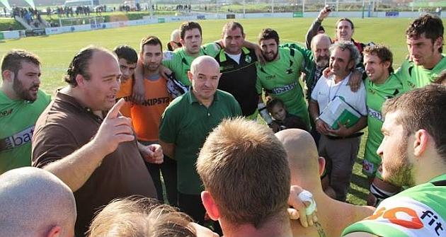 Comienza los playoffs en el rugby español
