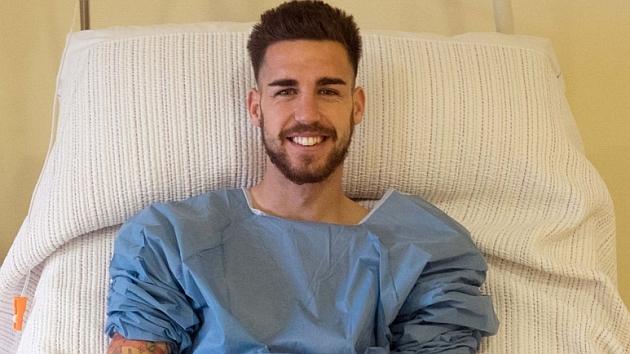 Borja Granero vuelve a lesionarse de gravedad